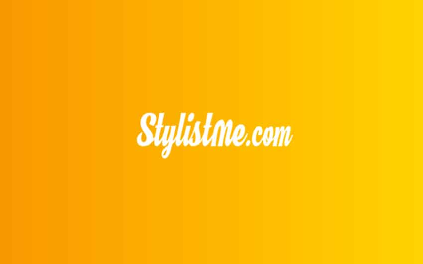Web design UX design 2017 gradient design