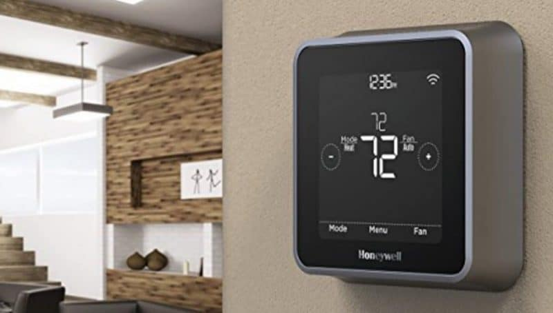 Apple Homekit Honeywell Lyric T6 Thermostat Wifi