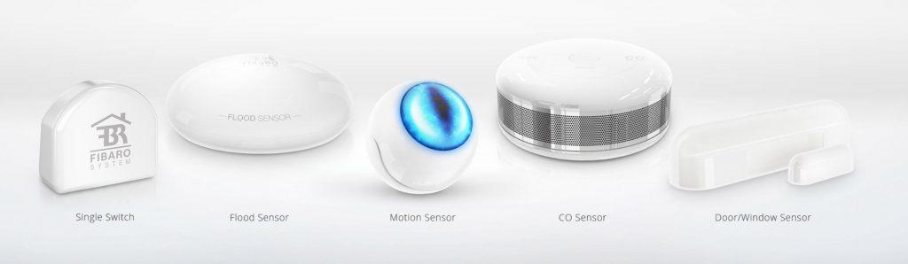 Fibaro objets compatibles Homekit HomePod