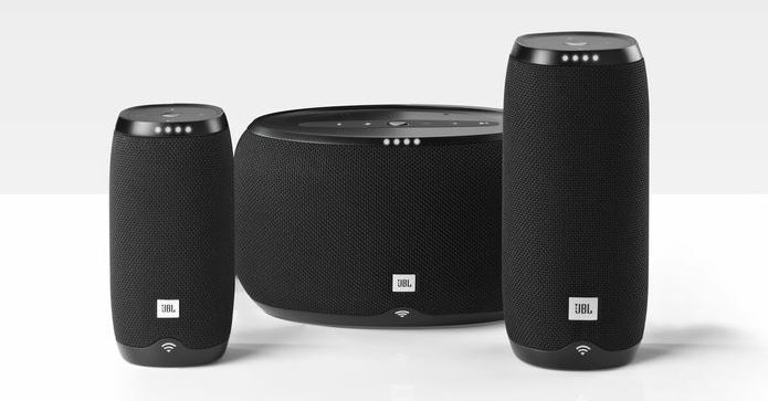 JBL Link Google assistant Google Home alternatice autre choix