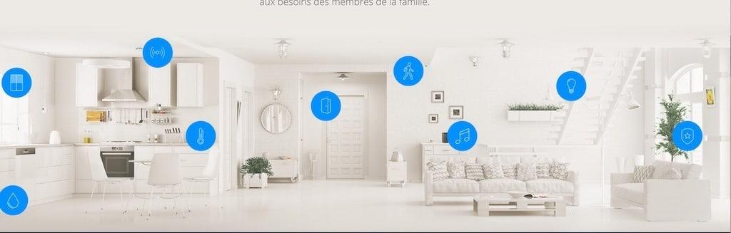 Fibaro Homekit Google Home Amazon Alexa