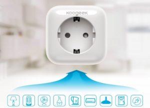 promotion prise connectée koogeek wifi