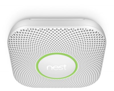 détecteur de fumée connecté nest protect