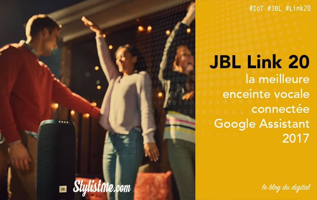 JLB Link 20 avis test