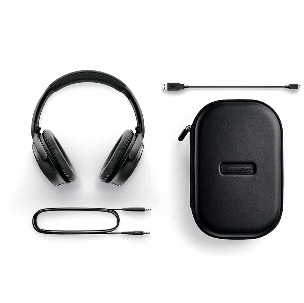 Bose QuietComfort 35 II Google Assistant