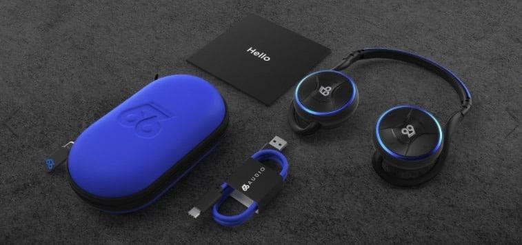 casque sans fil pro voice audio 66