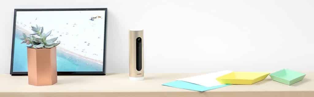 Netatmo welcome test comparatif caméra connectée