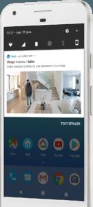 nest cam iq test avis notifications caméra sécurité d'intérieur