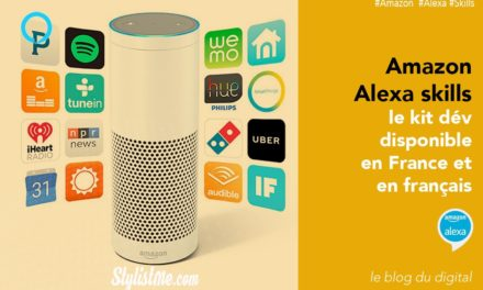 Amazon Alexa développez vos skills en français : le kit complet Amazon Echo
