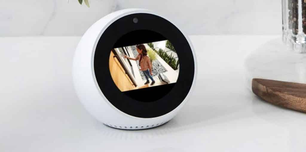 Amazon écho spot test avis son vidéo