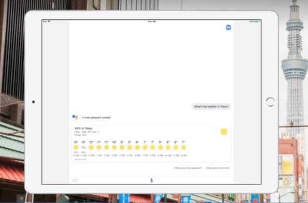 Google Assistant sur iPad : l'application nativement compatible [mise à jour]