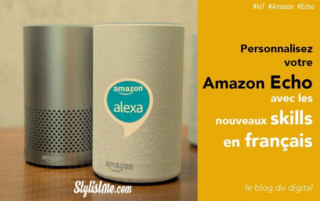 Meilleurs Skills Alexa Amazon France