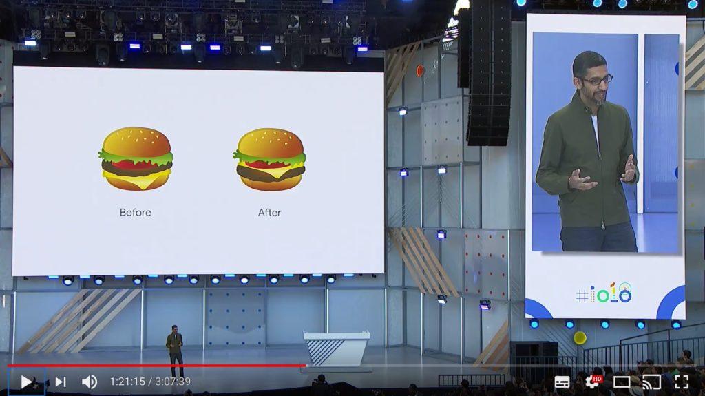Nouvelle version de Google Assistant, des enceintes avec écran...[Google I/O 2018]