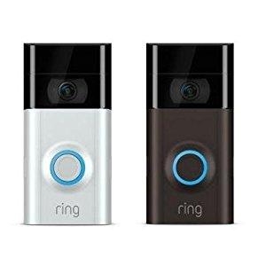 Ring Video Doorbell 2 test et avis design