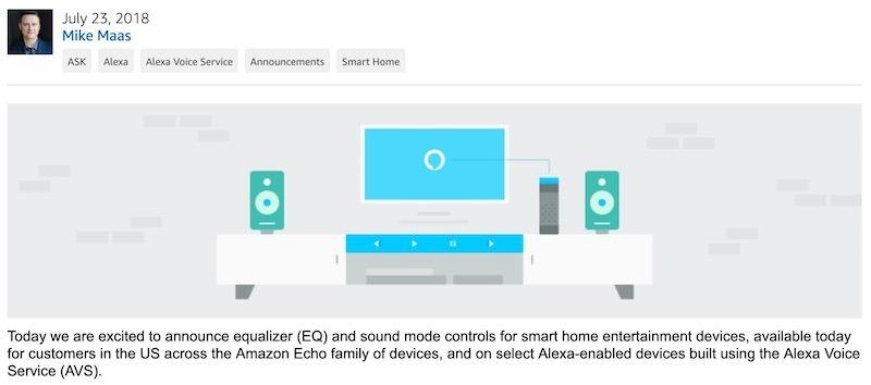 Amazon Echo 3 ESP perception spaciale : géolocalisation des utilisateurs