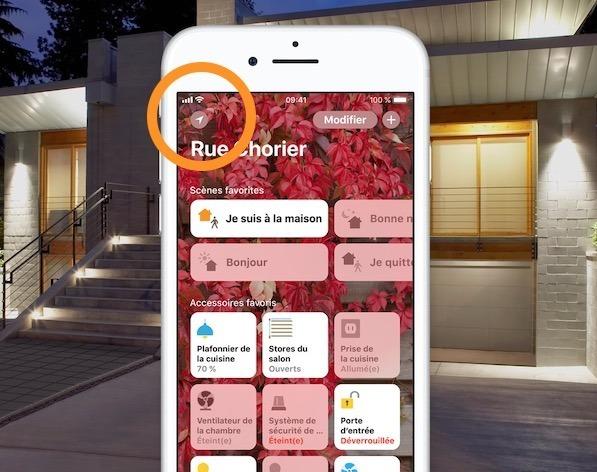 Mettre à jour HomePod Apple