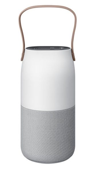 samsung lux assistant vocal bixby 2