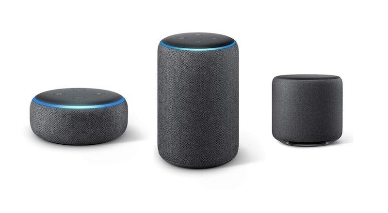 Amazon Echo soldes Alexa