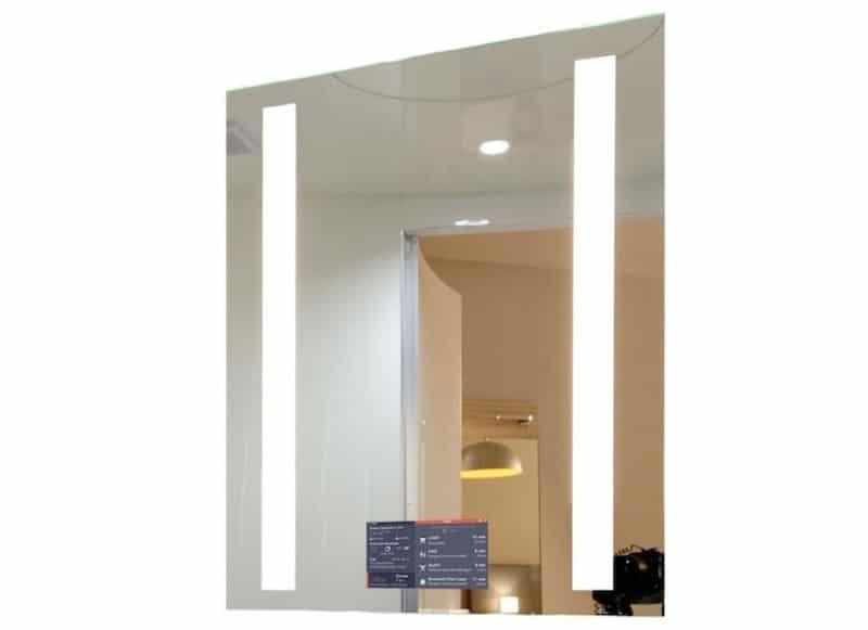 miroir connecté ad notam avis test moon light