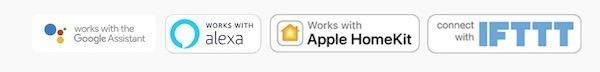 tado V3 google home alexa homekit ifttt