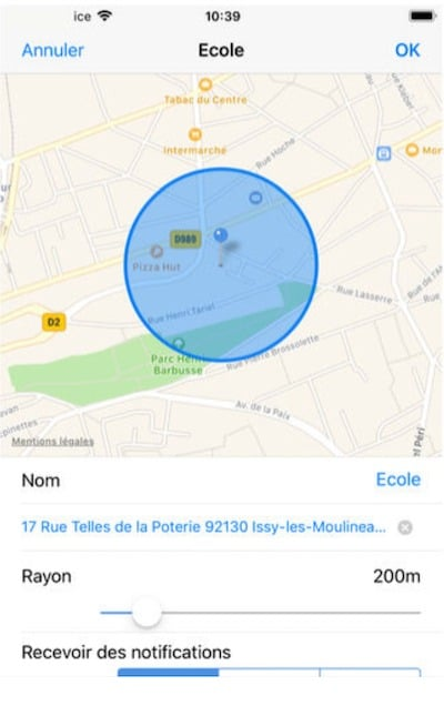 app invoxia gps chien chat