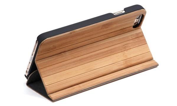 coque bois iPhone 5 5S SE