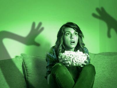 hue sync film horreur synchroniser éclairage