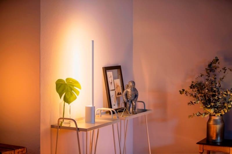 Philips hue signe à poser table