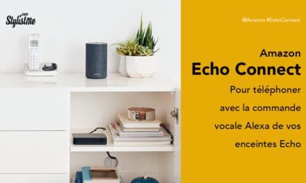 Amazon Echo Connect prix avis test : téléphoner sans téléphone !