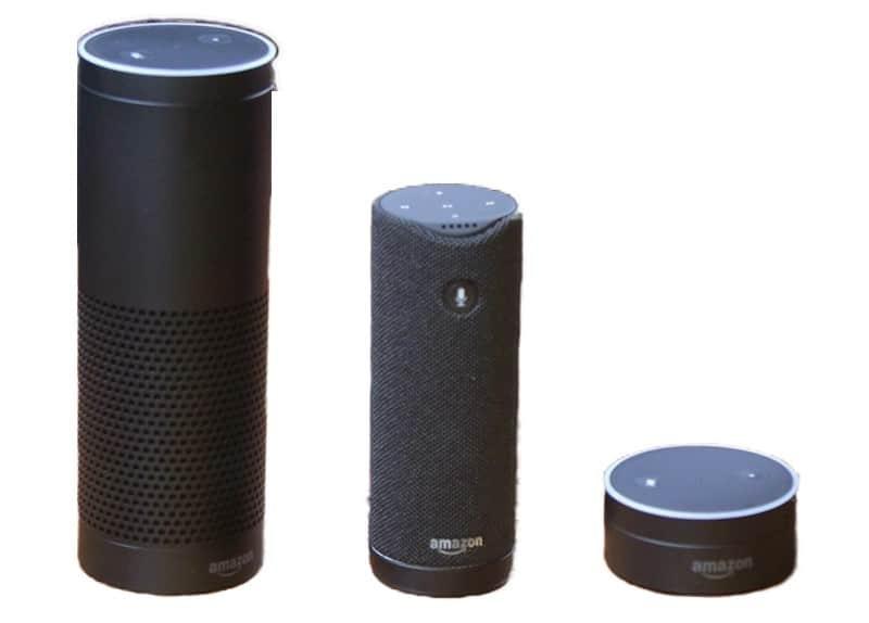 Amazon-Echo-Tap-Echo-Dot-et-Echo