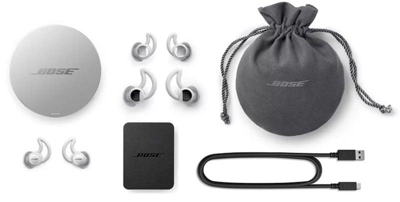 Bose sleepbuds 2 avis test prix unboxing