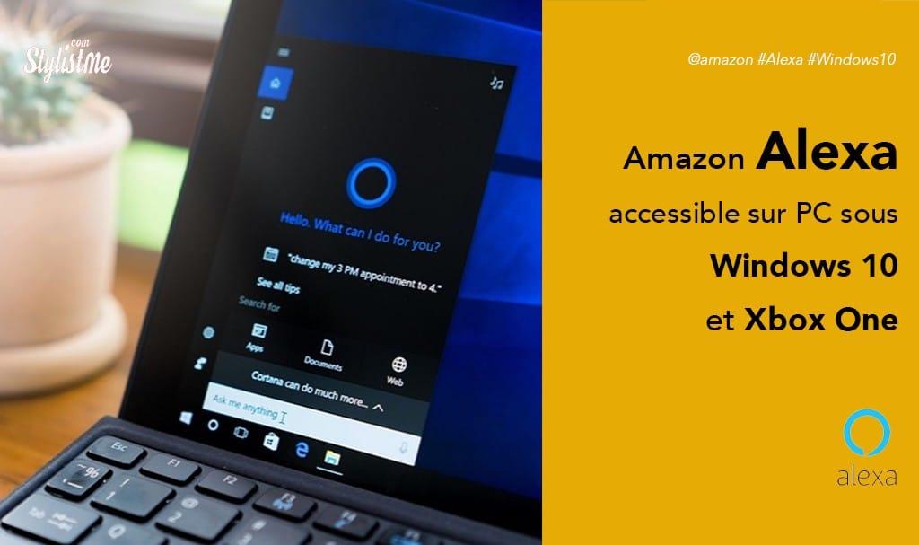 Comment installer Alexa sur PC Windows 10 et Xbox One