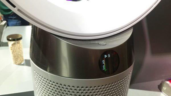 Dyson Pure Hot coolavis test prix écran LCD