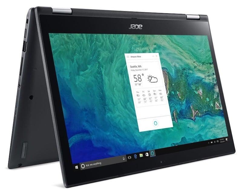 PC Acer Alexa intégrée