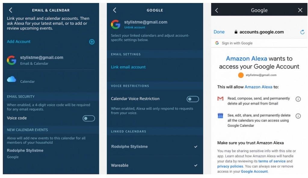 Comment utiliser Alexa pour emails depuis app Amazon alexa