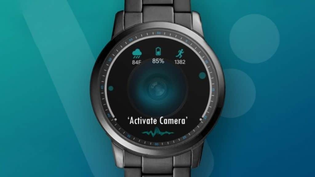 google pixel watch caméra
