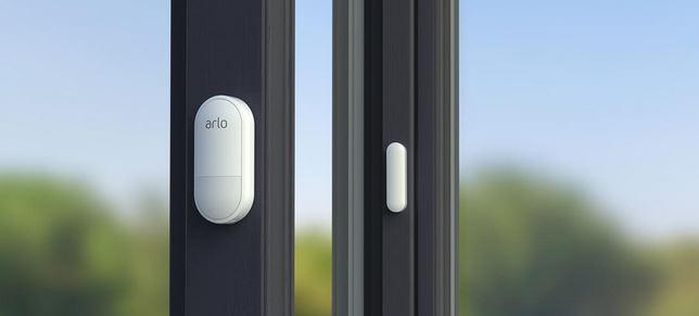 Arlo Security System prix avis test multi sensor