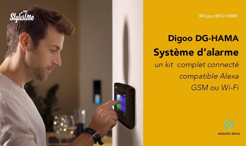 Digoo-prix-avis-test-du-système-d'alarme-compatible-Alexa-Amazon-Echo