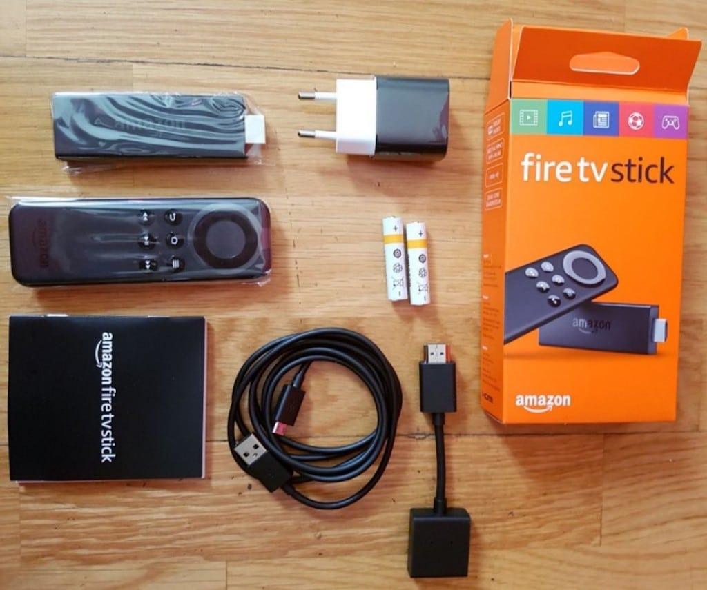 Fire TV stick pris avis test, les meilleurs applis et la télécommande