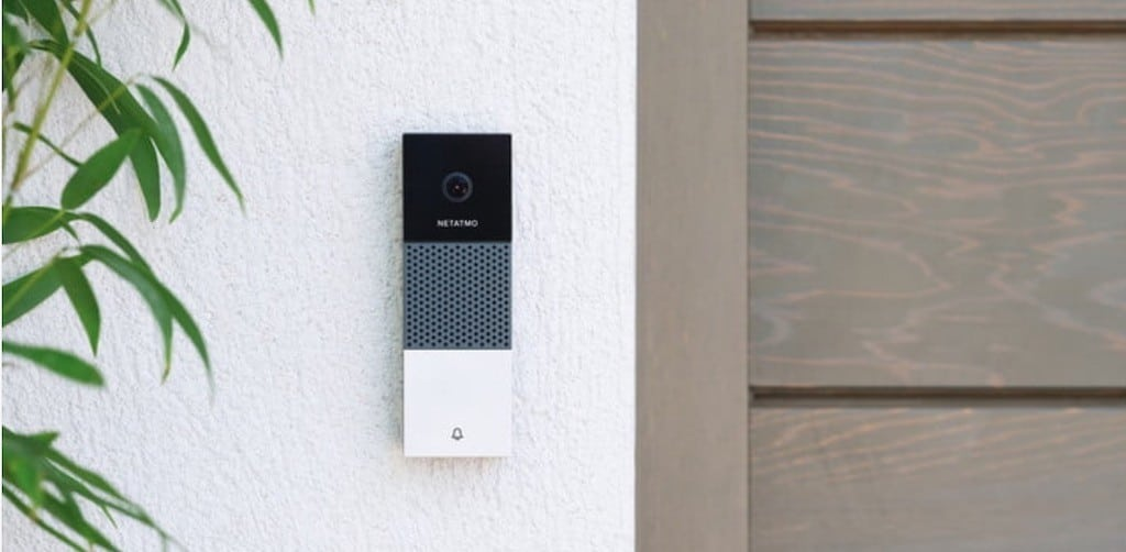 Netatmo Doorbell CES 2019 comparatif sonnette connectée vidéo