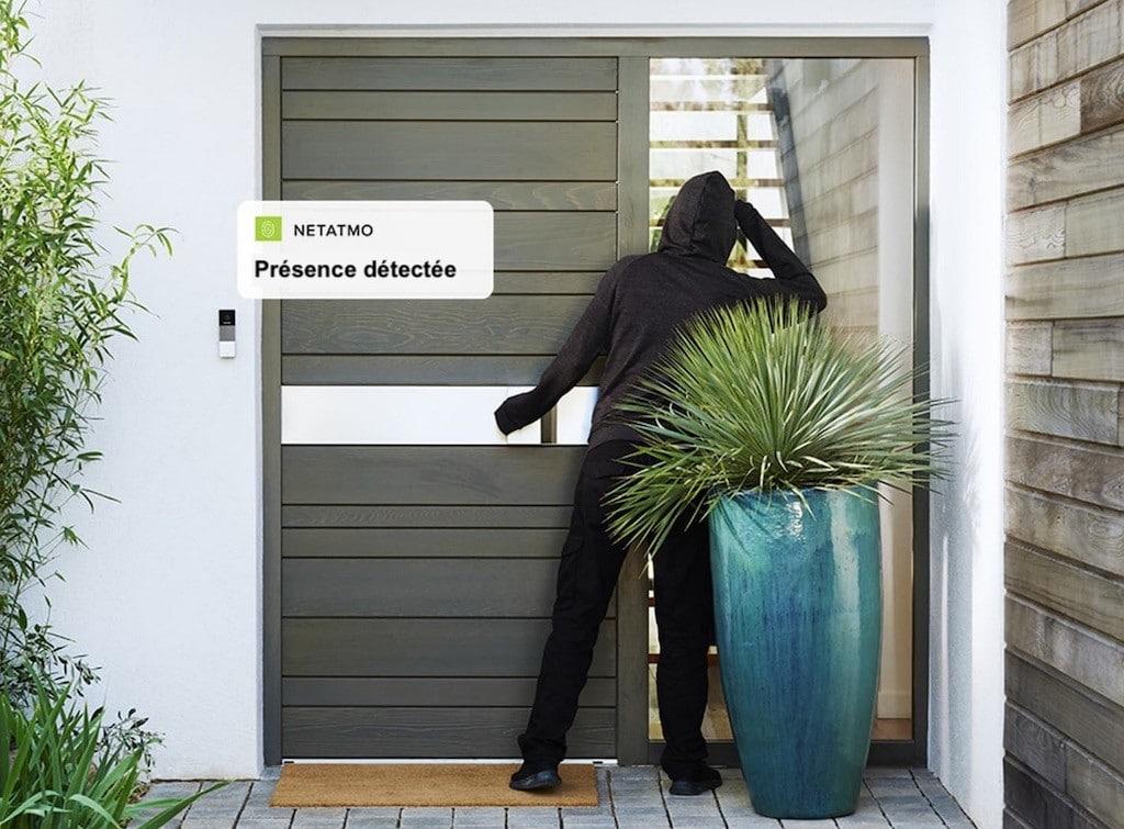 Netatmo Smart Video Doorbell prix avis sonnette vidéo connectée HomeKit 3