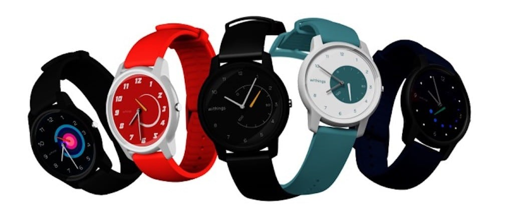 Withings Move montre connectée