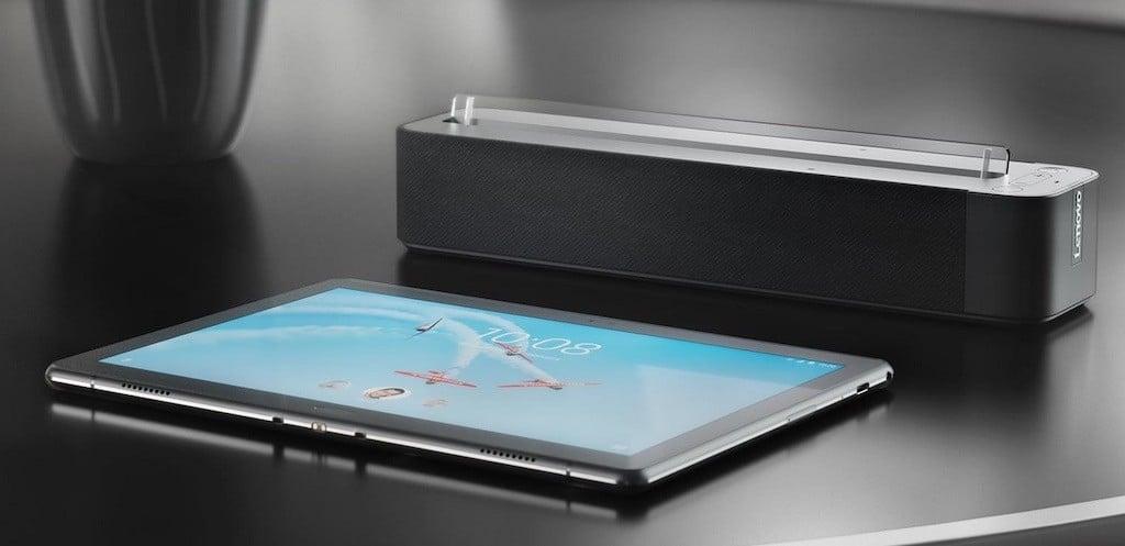 Lenovo Smart Tab 10 prix avis test design