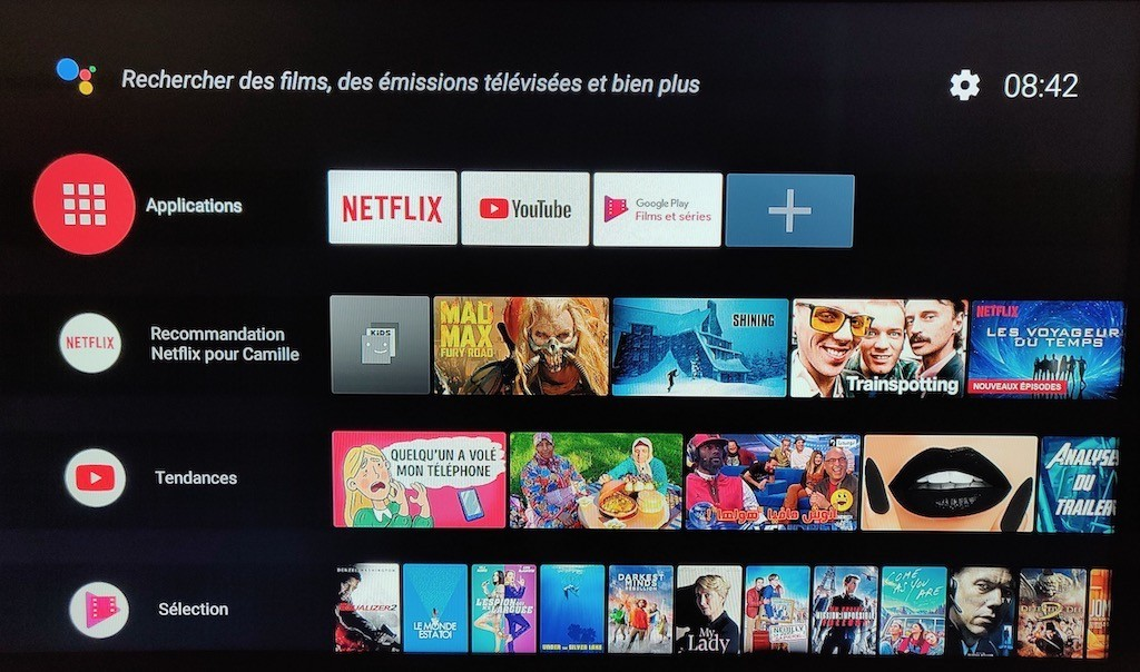 Xiaomi Mi Stick 4K avis test prix Android Tv 9.0 Google Assistant