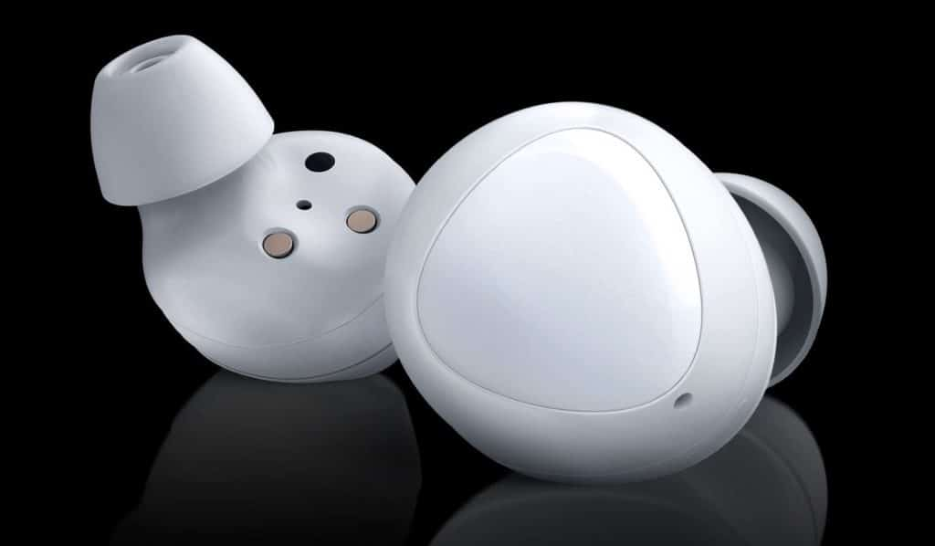 Samsung Galaxy Buds prix avis test design