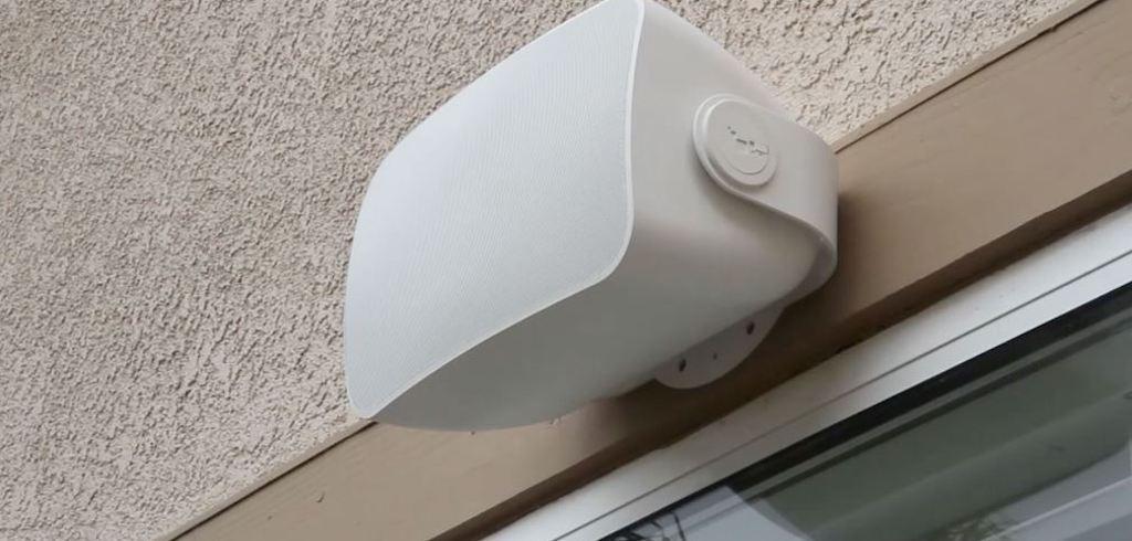 Sonos Architectural Sonos outdoor design