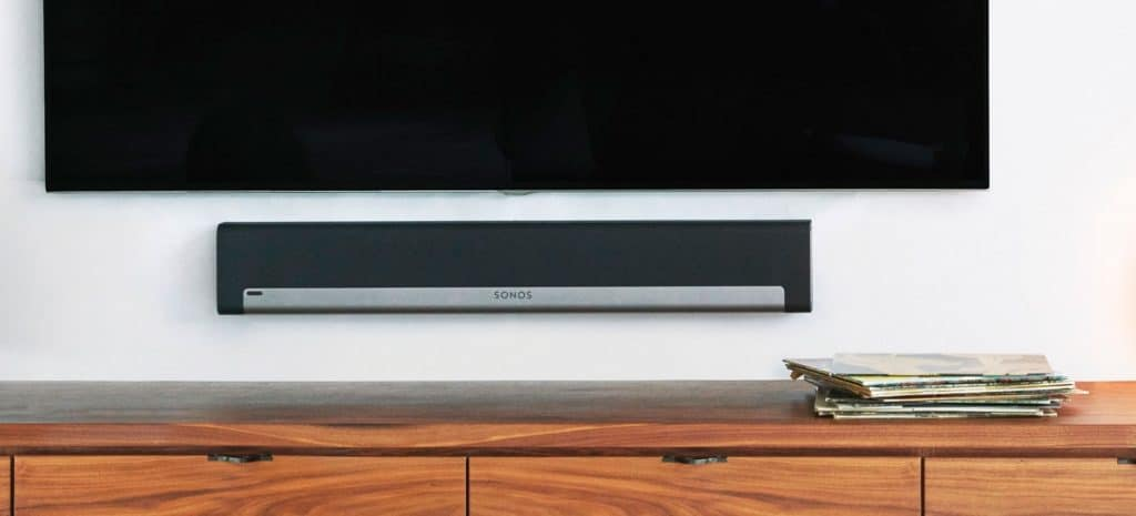 Sonos Playbar design avis prix