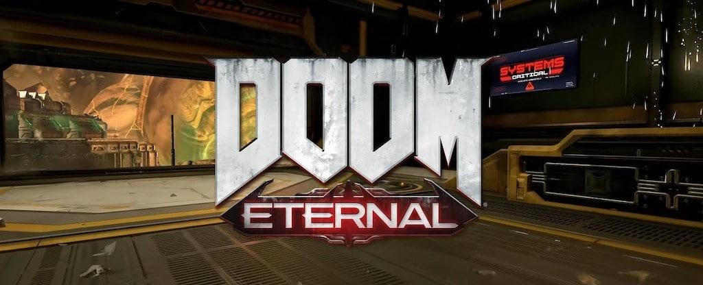 Doom Eternal jouable sur Stadia 4K 60 fps