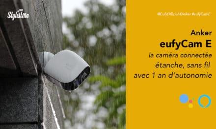 EufyCam E test avis caméra connectée sans fil autonome 1 an