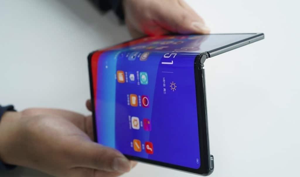 Huawei Mate X smartphone 5G